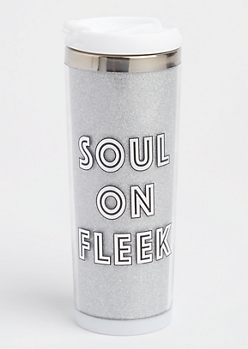 Soul On Fleek Insulated Travel Mug