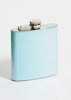 Iridescent Scale Flask