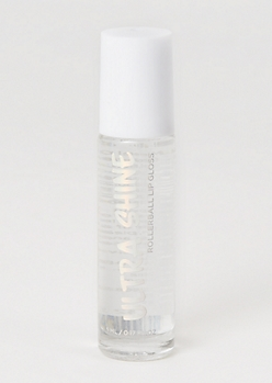 Clear Ultra Shine Rollerball Lip Gloss