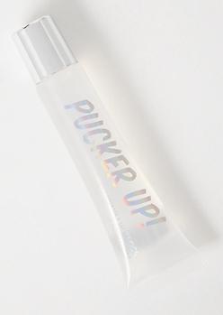 Clear Lip Plumping Lipgloss