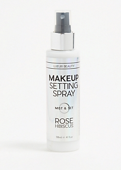 Rose Hibiscus Makeup Setting Spray