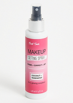 Coconut Rose Water Makeup Setting Spray