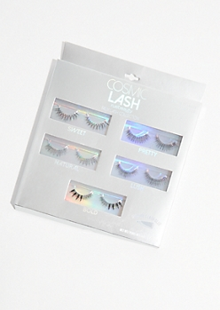 5-Pack Cosmic Lash False Eyelashes Set