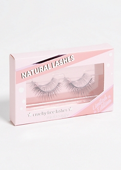 Natural Length Lashes