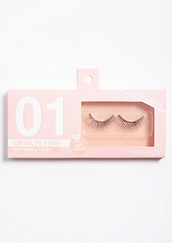 Natural Length False Eyelashes