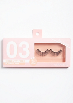 Plump Long Length False Eyelashes