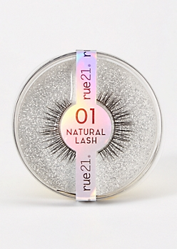 Natural Lash Faux Eyelashes