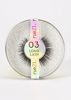 Long Lash Faux Eyelashes