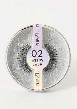 2-Pack Wispy Faux Eyelashes
