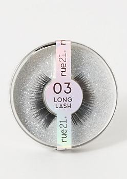 2-Pack Long Lash Faux Eyelashes