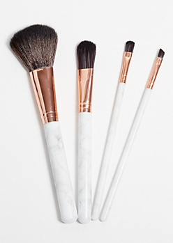 4-Pack Marble Brush Set