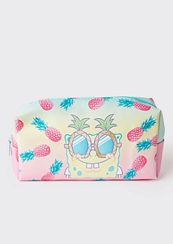 SpongeBob SquarePants Travel Makeup Bag