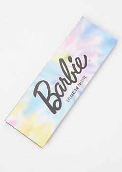 Barbie Rainbow Tie Dye Eyeshadow Palette