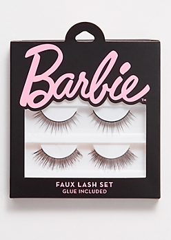 2-Pack Barbie Faux Eyelash Set