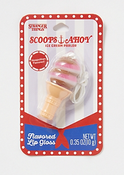 Stranger Things Ice Cream Lip Gloss