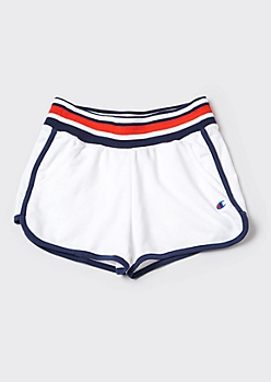 Champion White Dolphin Shorts