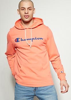 Champion Coral Lightweight Hoodie