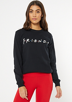 Black Be Like Friends Graphic Tee