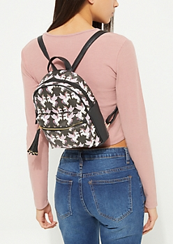Rainbow Unicorn Mini Backpack