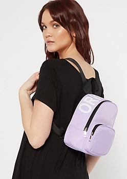 Lavender Original Mini Backpack
