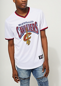 Cleveland Cavaliers Mesh V-Neck Tee