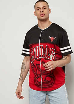 ed9049e76f8e NBA Chicago Bulls Black Dot Graphic Jersey