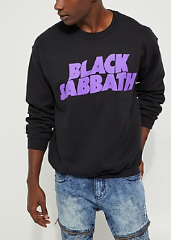 Black Sabbath Fleece Sweatshirt