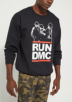 Run DMC Band Sweatshirt