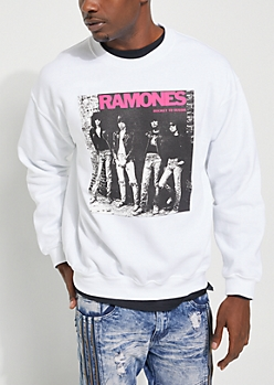 The Ramones Rocket to Russia Sweatshirt