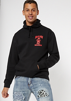 Black Death Row Records Hoodie