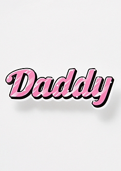 Daddy Sticker