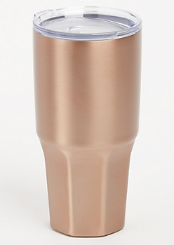 Copper Insulated Metal Tumbler