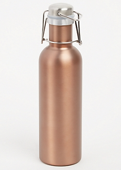 Copper Stainless Steel Water Bottle