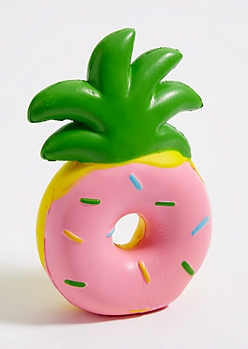 Pineapple Donut Squishy