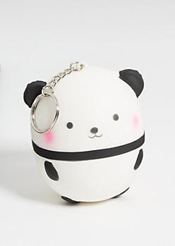 Panda Squishie Keychain