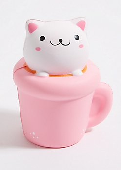 Kitty Cup Squishy