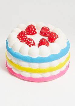 Cake Squishy Stress Ball