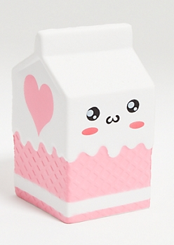 Milk Squishy Stress Ball